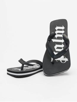 Palm Angels Slipper/Sandaal New Rubber  zwart
