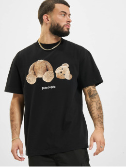 Palm Angels t-shirt Bear  zwart