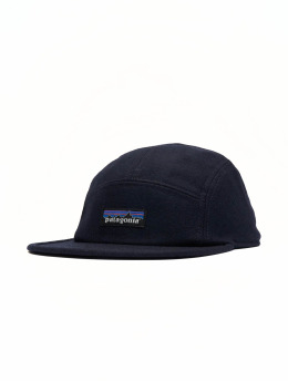 Patagonia Fitted Cap Recycled Wool blau