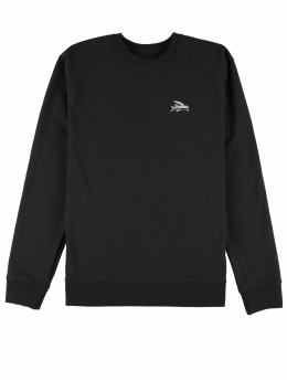 Patagonia Pullover Small Flying Fish Uprisal schwarz