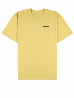 Patagonia T-Shirt P-6 gelb