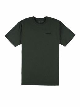 Patagonia T-Shirt M's Fitz Roy Trout Responsibili grün