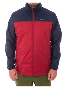 Patagonia Winterjacke Light & Variable Jacket rot