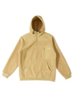 Paterson Übergangsjacke Glissade Half Zip beige