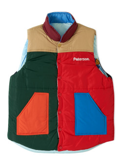Paterson Vest Cut It Rev colored