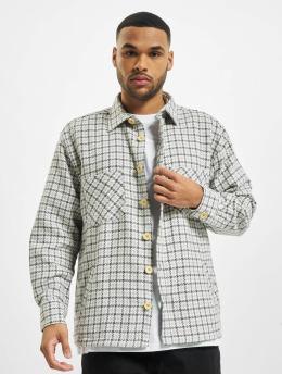 PEGADOR Camicia Flato Heavy Flannel  grigio