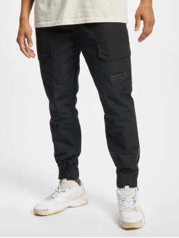 PEGADOR Cargo pants Merv Waterproof  čern