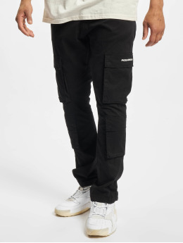 PEGADOR Cargo pants Fremont  čern