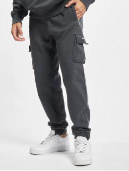 PEGADOR Chino bukser Heavy grå