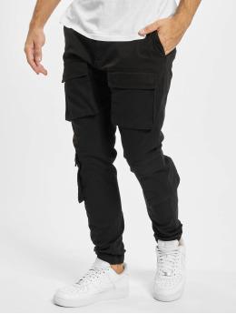 PEGADOR Chino bukser Lyon svart