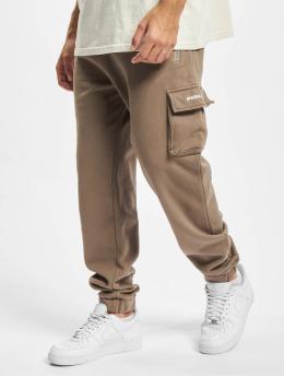 PEGADOR Pantalon cargo Heavy Cargo  brun