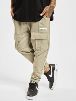 PEGADOR Pantalon cargo Berno Front Pocket  kaki