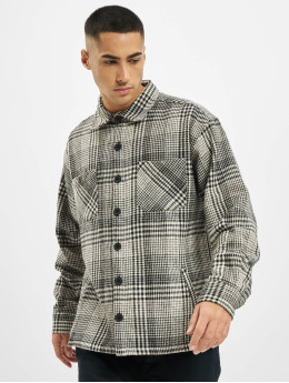 PEGADOR Shirt Flato Heavy Flannel  grey