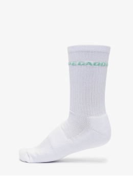 PEGADOR Socks Logo green
