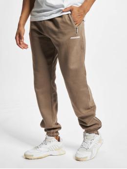 PEGADOR Spodnie do joggingu Milet Heavy brazowy