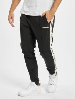 PEGADOR Spodnie do joggingu Cabal czarny
