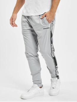 PEGADOR Spodnie do joggingu Logo szary