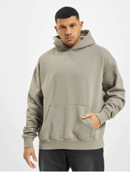 PEGADOR Sweat capuche Heavy Oversized gris