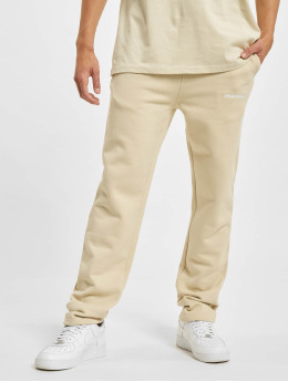 PEGADOR Sweat Pant Logo Wide beige