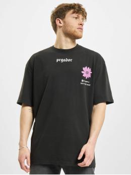 PEGADOR T-Shirt Dakota Oversized  black