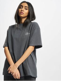PEGADOR T-Shirt Temple Oversized grey