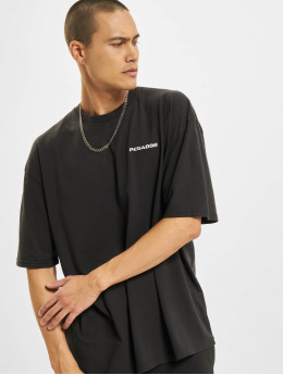 PEGADOR T-Shirt Logo Oversized noir