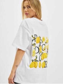 PEGADOR T-Shirt Limonata Oversized white