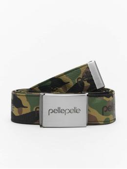 Pelle Pelle Bælte Core Army camouflage