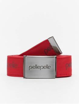 Pelle Pelle Bälte Core Army Belt röd
