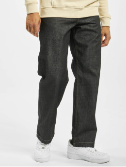 Pelle Pelle Baggy jeans Baxter svart