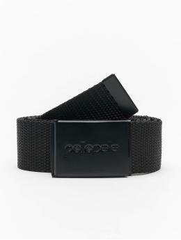 Pelle Pelle Belts Coated Core-Porate Army svart