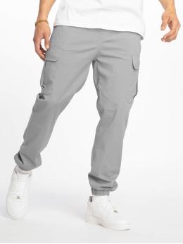 Pelle Pelle Cargo pants Core Jogger šedá