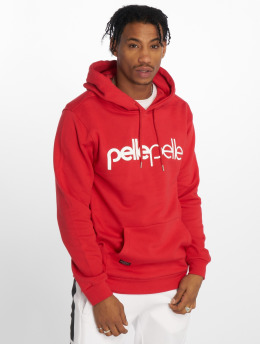 Pelle Pelle Hoody Back 2 The Basics rood