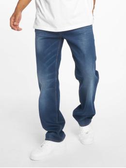 Pelle Pelle Jeans larghi Baxter  blu