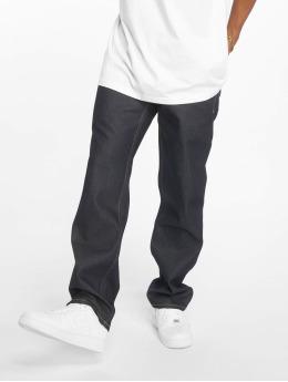 Pelle Pelle Løstsittende bukser Baxter indigo