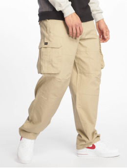Pelle Pelle Pantalone Cargo Basic Cargo cachi