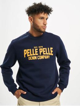 Pelle Pelle Pullover Freshman blue