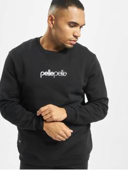 Pelle Pelle Pullover Core-Porate schwarz