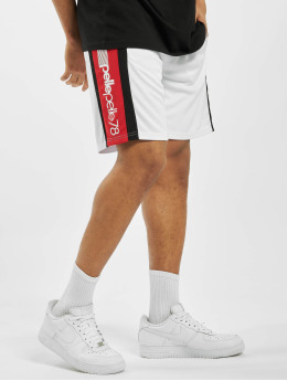 Pelle Pelle Shorts Stadium Block bianco
