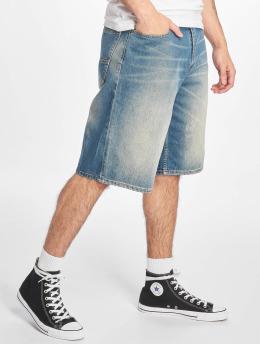 Pelle Pelle Shorts Buster Baggy blå
