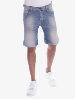 Pelle Pelle Shorts Scotty Denim blå