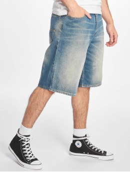 Pelle Pelle Shorts Buster Baggy blu