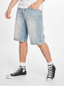 Pelle Pelle Shorts Buster Loose Denim blu