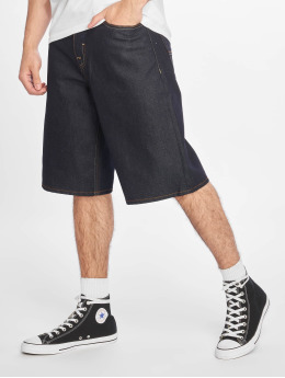 Pelle Pelle shorts Buster Baggy Denim indigo