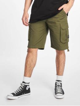 Pelle Pelle shorts Basic Cargo olijfgroen