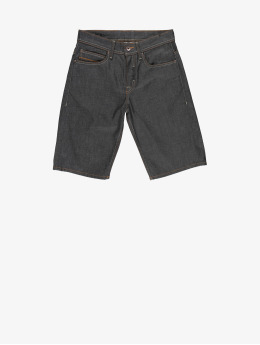 Pelle Pelle shorts Buster Loose Denim zwart