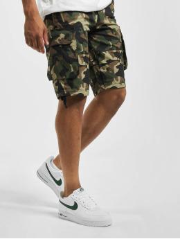 Pelle Pelle Shortsit Basic camouflage