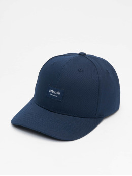 Pelle Pelle Snapback Cap Core-Porate Curved blue