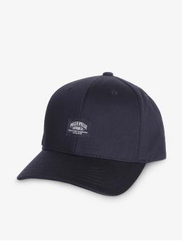 Pelle Pelle Snapback Cap Core Label Curved nero
