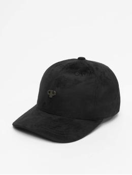 Pelle Pelle Snapback Caps  Icon Plate Snapback  musta